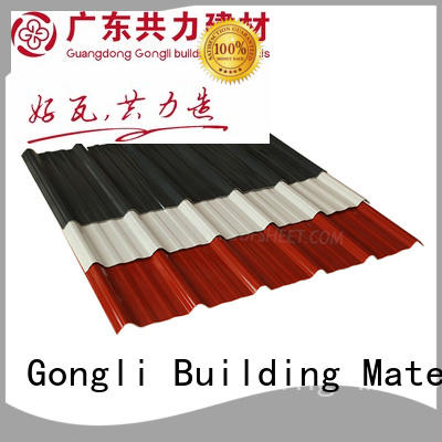 Gongli Top composite roof tiles for sale for agricultural market