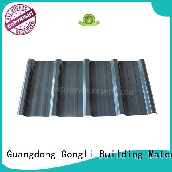 Gongli Wholesale composite roof sheets Supply for plant