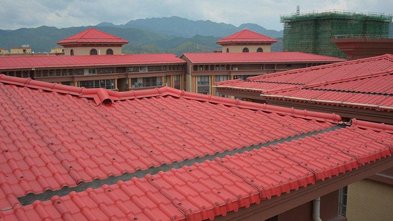upvc roof tiles- pvc roofing sheets- translucent roof panels-Gongli