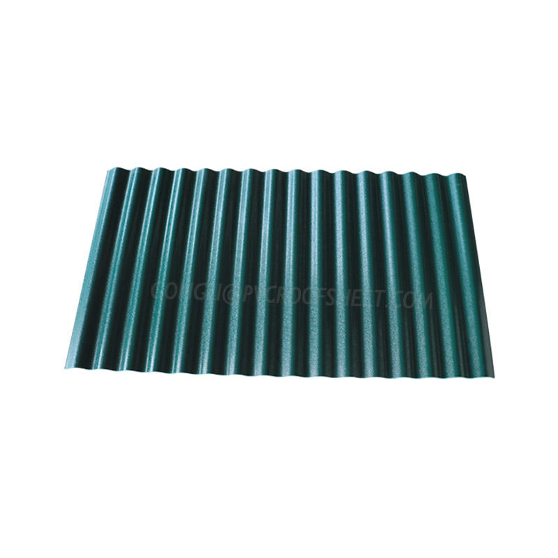 ASAPVC Corrugated Embossed sheet