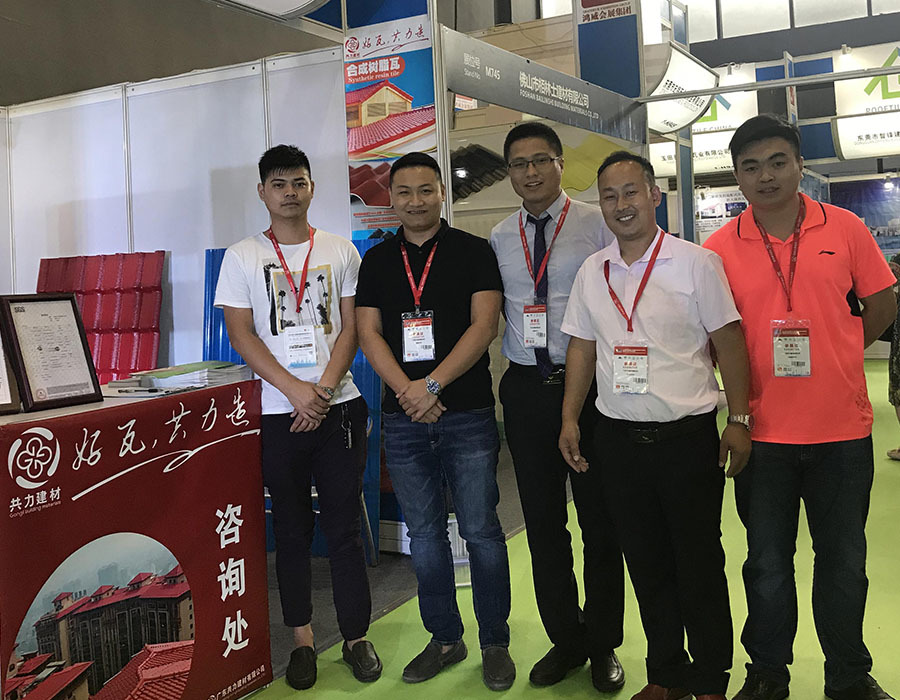 Gongli-2018 China guangzhou International Tile Industry Fair And Tile-15