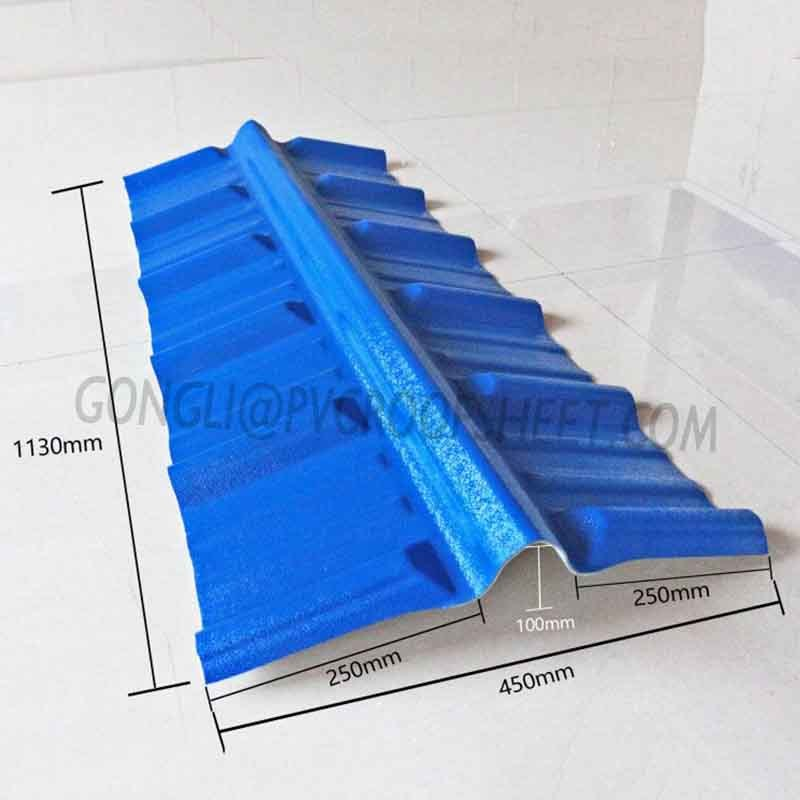 Gongli-Find Ridge Capping Tiles Roof Ridge Cap Manufacture-2