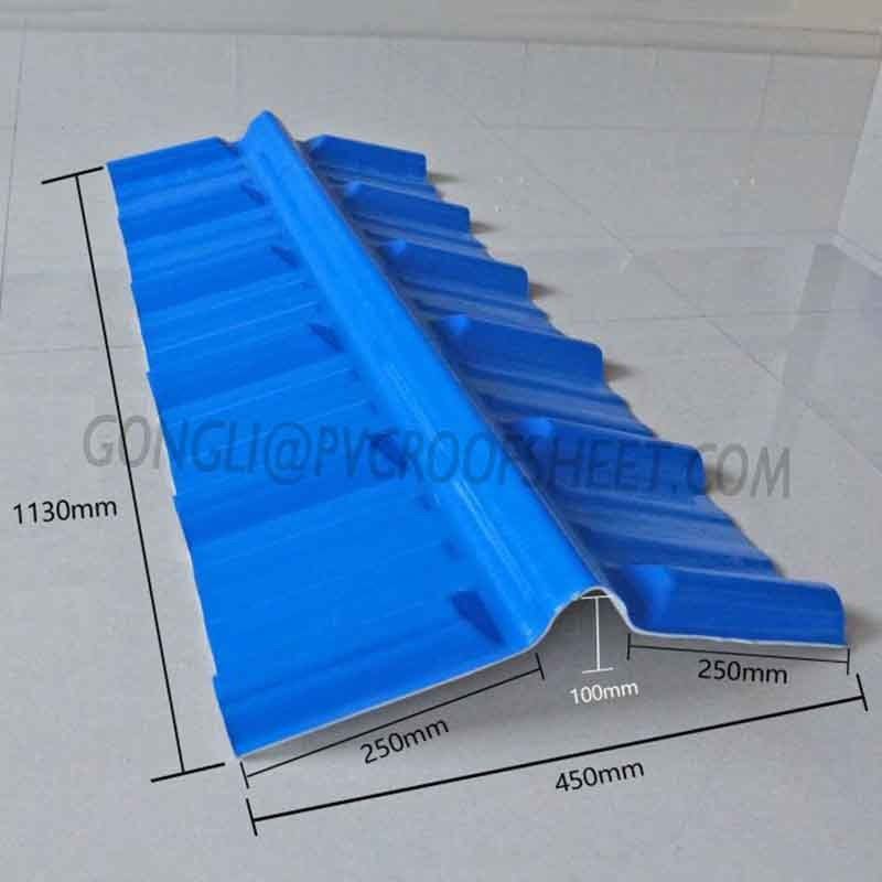 Gongli-Find Ridge Capping Tiles Roof Ridge Cap Manufacture-3
