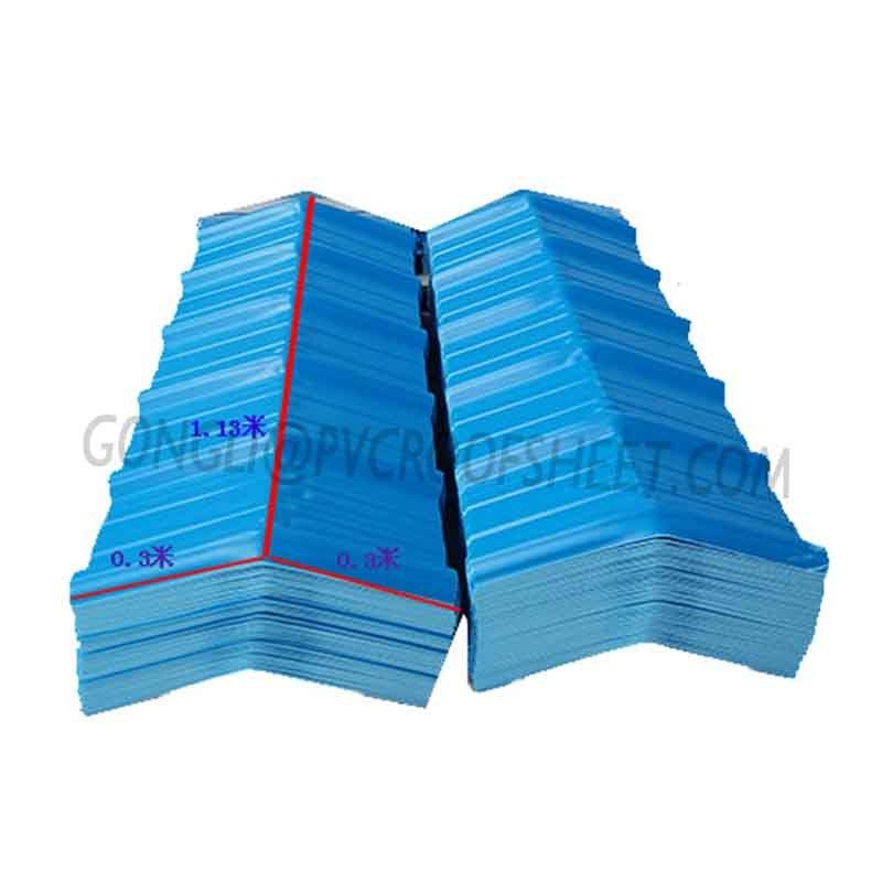 Gongli-Find Ridge Capping Tiles Roof Ridge Cap Manufacture-4