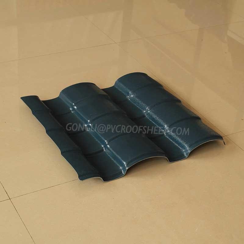 ASA Chinese style Roof tile