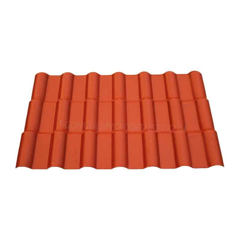 ASA Fiber glass Spanish tile