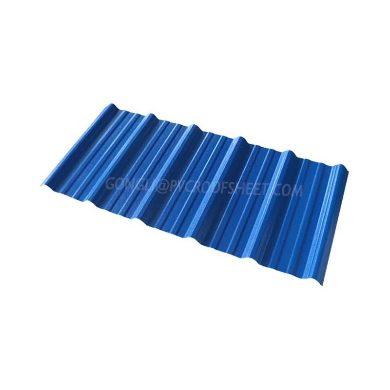 ASAPVC Trapezoid Embossed sheet