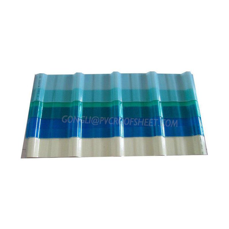 UPVC Translucent sheet