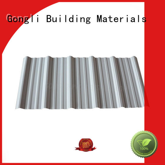 Gongli Best pvc shed company for plant