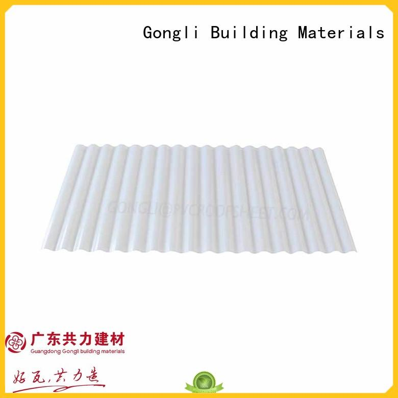 New translucent roofing sheets translucent factory for green house