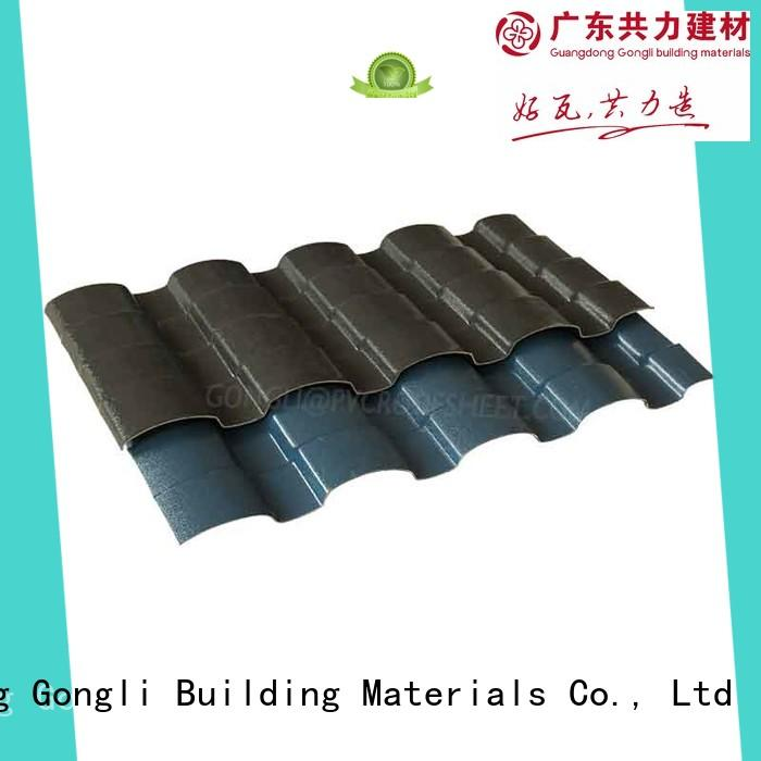 Gongli High-quality asa sheet for business for factory
