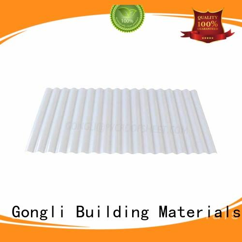 High-quality transparent fiberglass sheet board Suppliers for green house