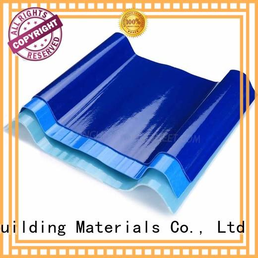 Gongli Custom translucent roof panels Suppliers for green house