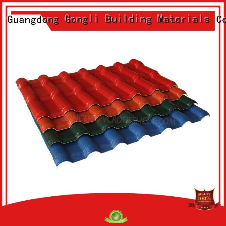 ASA  synthetic resin tile