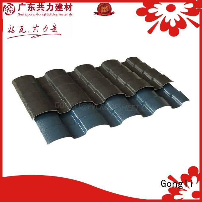 Gongli chinese asa plastic sheet Supply for factory