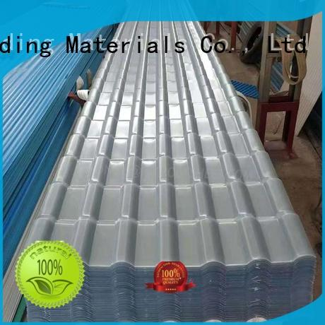 Top translucent roofing shape Supply for green house