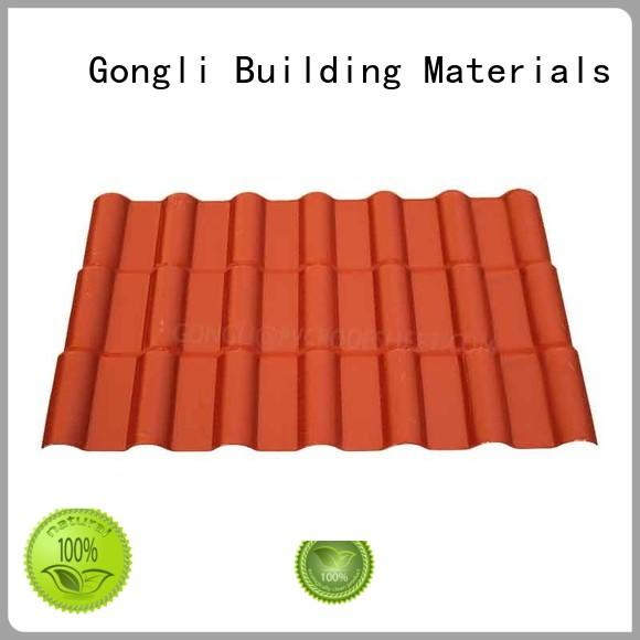 Wholesale asa roofing spanish factory for factory