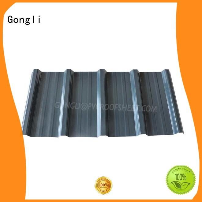 Gongli Best composite roof tiles for business for agricultural market