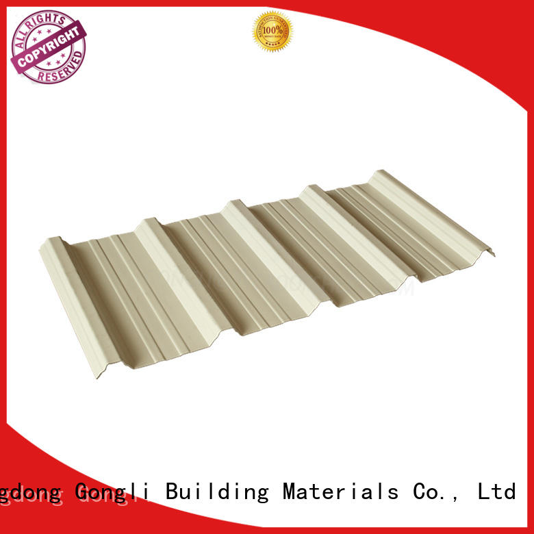 40MM Height wave  UPVC