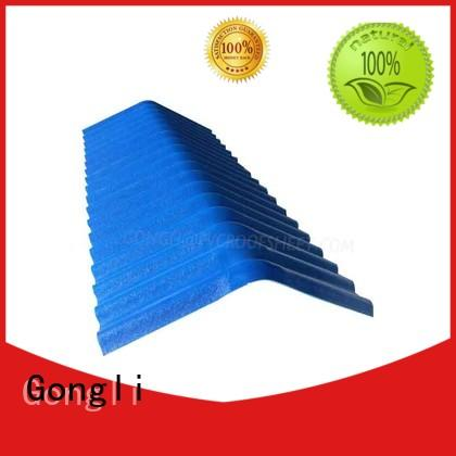 Gongli screw l flashing company for factory