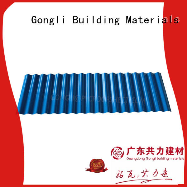Top colorbond roofing colours 40mm company for plant