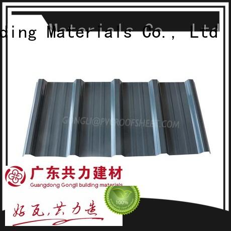 High-quality composite roofing sheets corrugated Supply for plant