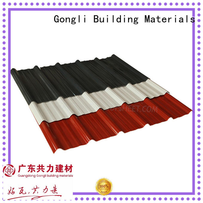 Best composite roofing sheets surface company for poultry farm