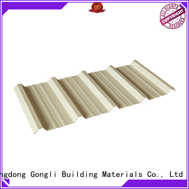 Gongli Top building materials Suppliers for car shed