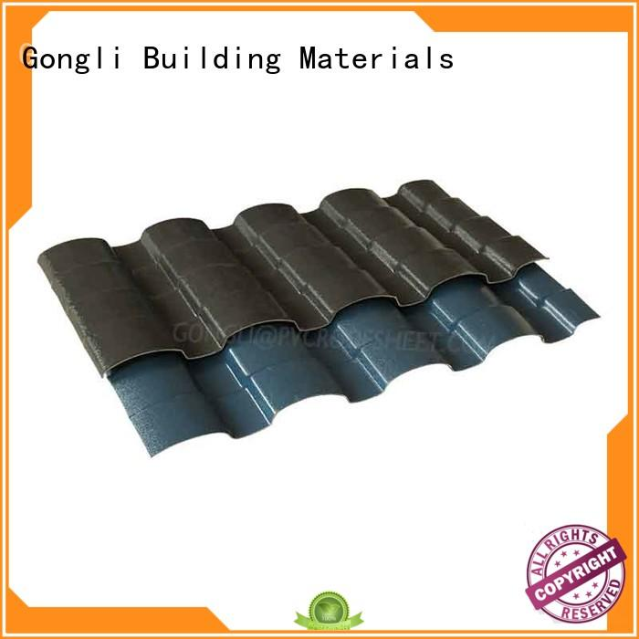 Gongli Wholesale asa roofing for business for factory