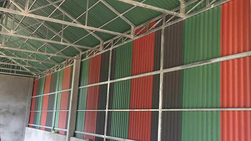 Gongli-Upvc Corrugated Sheet - Upvc Roof, Pvc Corrugated Sheet Price-12