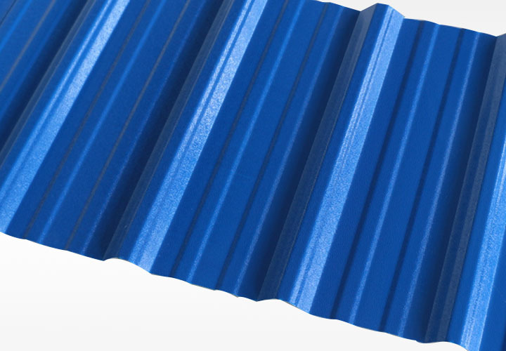 Custom composite roofing panels wave Supply for car shed-5