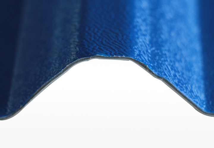 Custom composite roofing panels wave Supply for car shed-7