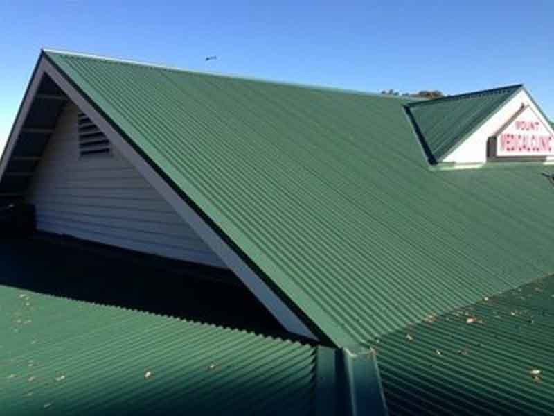 Custom composite roofing panels wave Supply for car shed-13