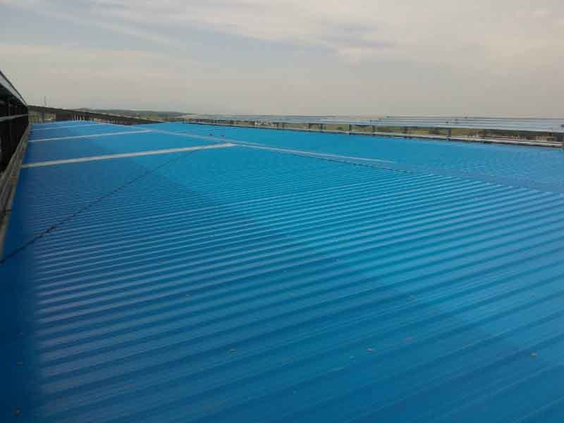 Latest composite roofing panels sheet for business for chemical factory-10