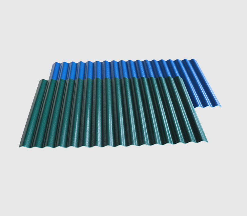 Gongli-Asa Pvc Corrugated Embossed Sheet, Composite Roofing Sheets-3