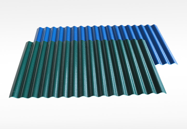 Gongli-Asa Pvc Corrugated Embossed Sheet, Composite Roofing Sheets-6