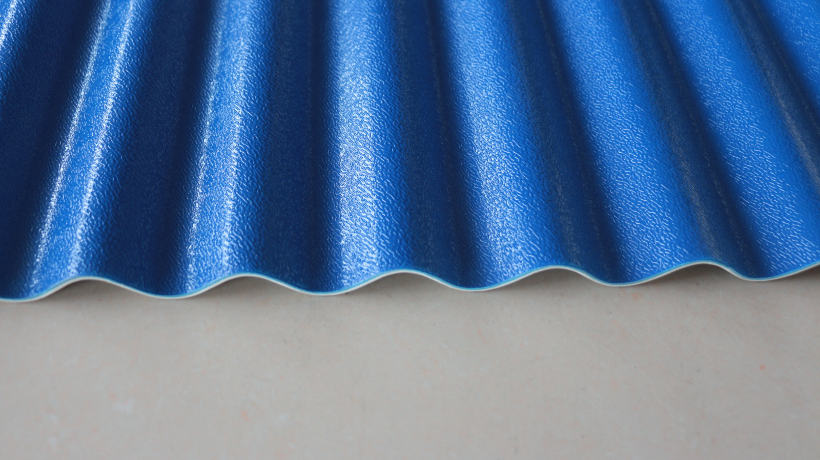 Gongli-Asa Pvc Corrugated Embossed Sheet, Composite Roofing Sheets-7