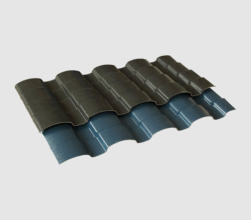 ASA Chinese style Roof tile-3