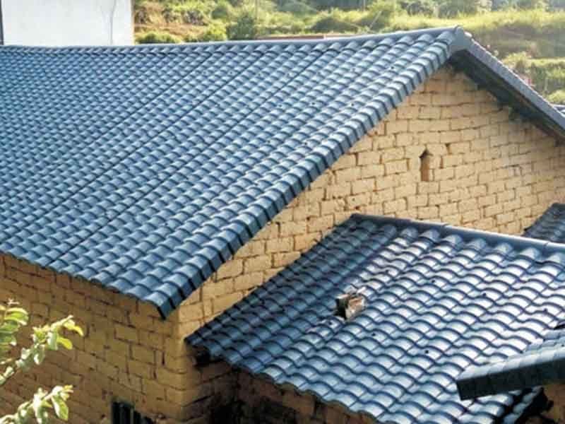 ASA Chinese style Roof tile-12