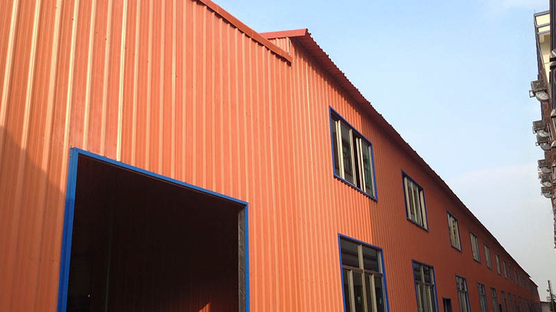 Gongli Best pvc shed company for plant-12
