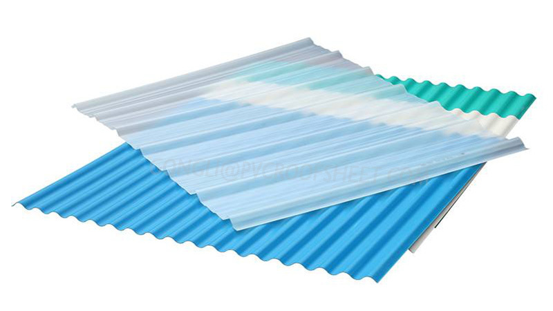 Gongli Custom translucent corrugated roof panels Suppliers for chemical factory day lighting