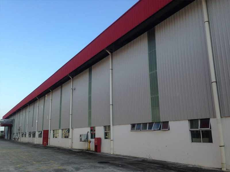 Gongli Custom translucent corrugated roof panels Suppliers for chemical factory day lighting-5