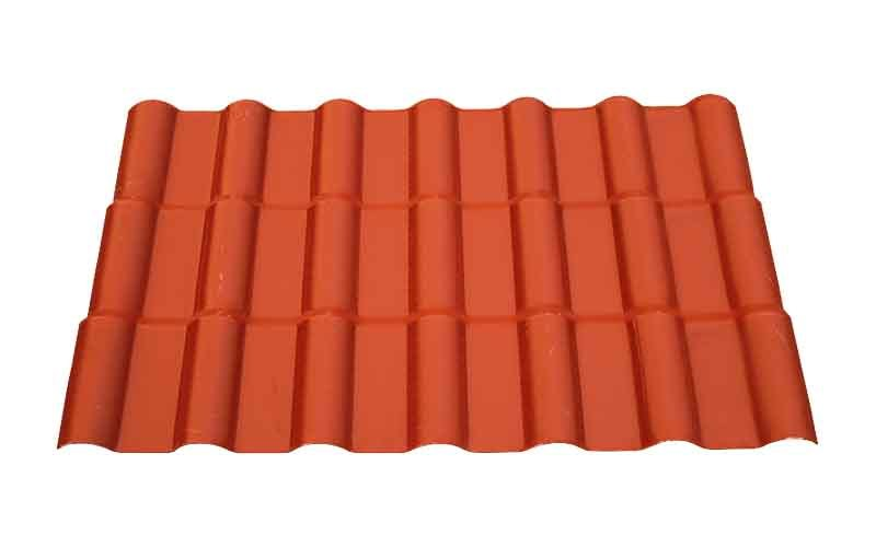 Gongli-Manufacturer Of Asa Fiber Glass Spanish Tile - Asa Roofing