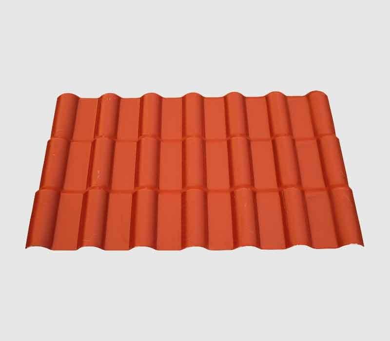 Gongli-Manufacturer Of Asa Fiber Glass Spanish Tile - Asa Roofing-2