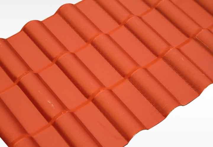 Gongli-Manufacturer Of Asa Fiber Glass Spanish Tile - Asa Roofing-3
