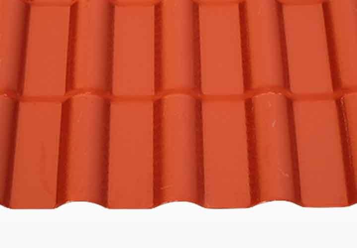 Gongli-Manufacturer Of Asa Fiber Glass Spanish Tile - Asa Roofing-5