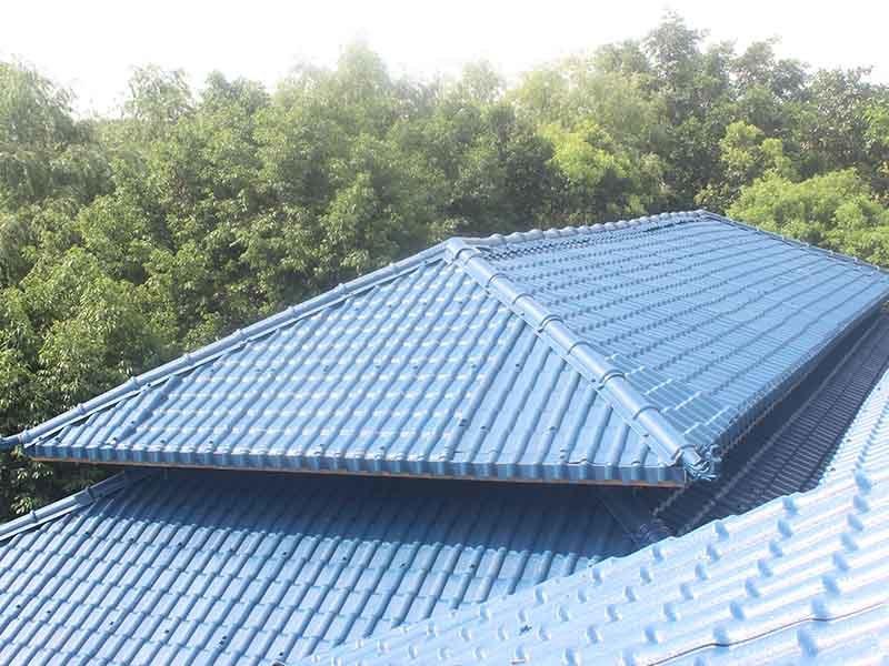 Gongli-Manufacturer Of Asa Fiber Glass Spanish Tile - Asa Roofing-9