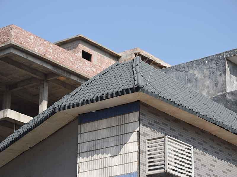 Gongli-Manufacturer Of Asa Fiber Glass Spanish Tile - Asa Roofing-13
