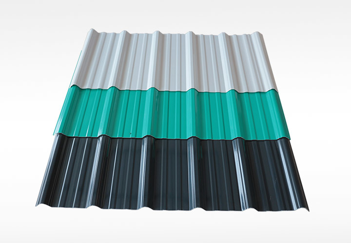 Gongli-Trapezoid Smooth Surface | Asa+Pvc Composite Corrugated Roofing-3