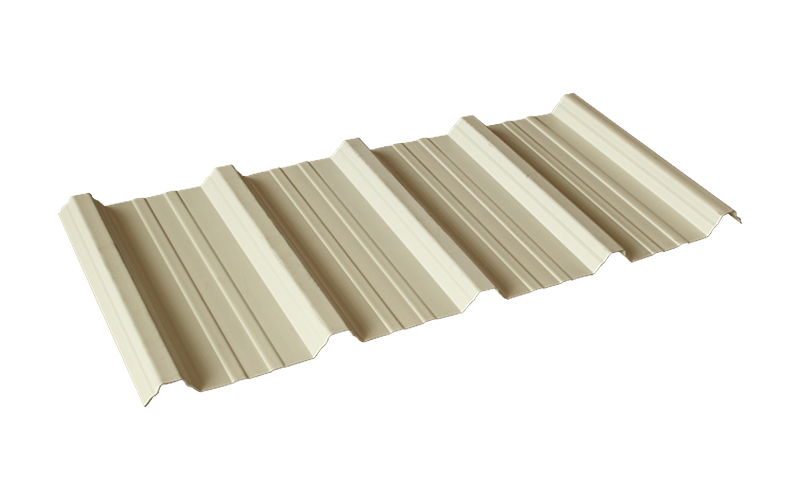 Gongli-40mm Height Wave Upvc | Upvc Sheets Company
